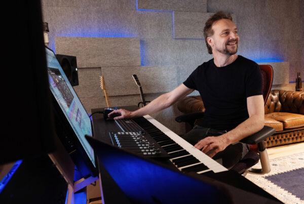 Joos van Leeuwen Music Director