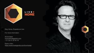 live at home Ad de Haan contact