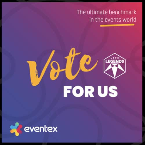 Vote for us Eventex